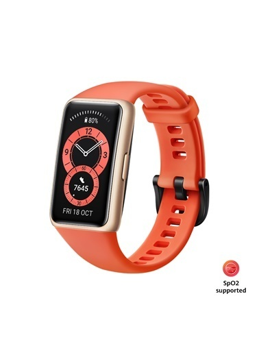 Huawei Huawei Band 6 Akıllı Bileklik - Turuncu Oranj
